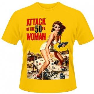 ATTACK OF THE 50FT WOMAN Attack Of The 50ft Woman, Tシャツ