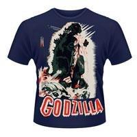 GODZILLA Godzilla Poster, Tシャツ