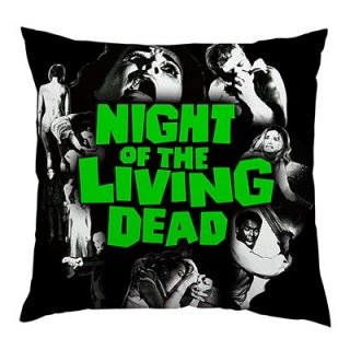 NIGHT OF THE LIVING DEAD Night Of The Living Dead, クッション