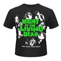 NIGHT OF THE LIVING DEAD Night Of The Living Dead, Tシャツ