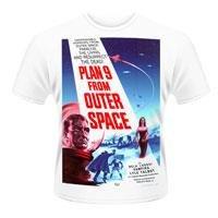 PLAN 9 FROM OUTER SPACE Plan 9 From Outer Space, Tシャツ
