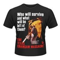 THE TEXAS CHAINSAW MASSACRE Poster, Tシャツ