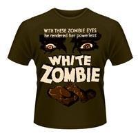 WHITE ZOMBIE White Zombie Poster, Tシャツ