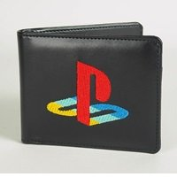 PLAYSTATION Embroidered Logo, 財布