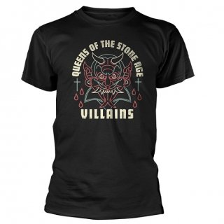 QUEENS OF THE STONE AGE Villians, Tシャツ