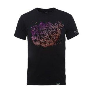 RICK AND MORTY Wubba Lubba Black, Tシャツ