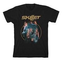SKILLET Unleashed Explosion, Tシャツ