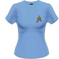 STAR TREK Sciences, レディースTシャツ