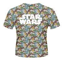 STAR WARS Boba fett camo (dye sub), Tシャツ