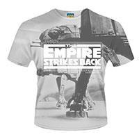 STAR WARS The empire strikes back (dye sub), Tシャツ