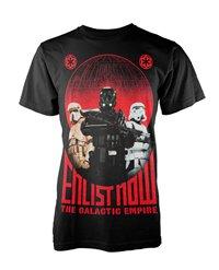 STAR WARS Enlist now, Tシャツ
