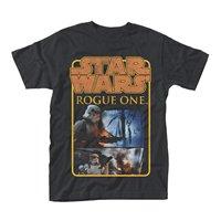 STAR WARS Stormtrooper logo poster, Tシャツ