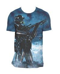 STAR WARS Death pose (dye sub), Tシャツ