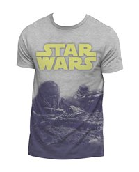 STAR WARS Ground battle (dye sub), Tシャツ