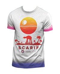 STAR WARS Scarif (dye sub), Tシャツ