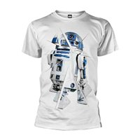 STAR WARS R2d2 chopped, Tシャツ