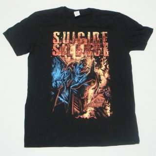 SUICIDE SILENCE Zombie Angst, Tシャツ