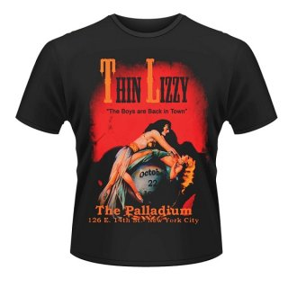 THIN LIZZY The Boys Are Back In Town, Tシャツ