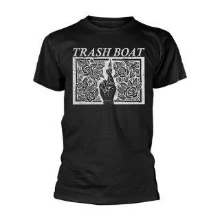 TRASH BOAT Fingers Crossed, Tシャツ
