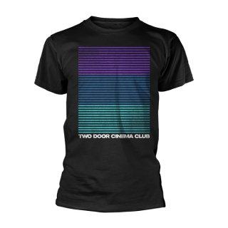 TWO DOOR CINEMA CLUB Liner, Tシャツ