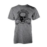 UNCHARTED 4 Skull, Tシャツ