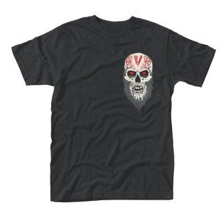 VIKINGS Skull, Tシャツ