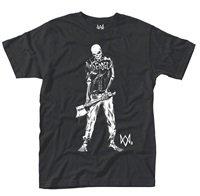WATCH DOGS 2 Skeleton Logo, Tシャツ