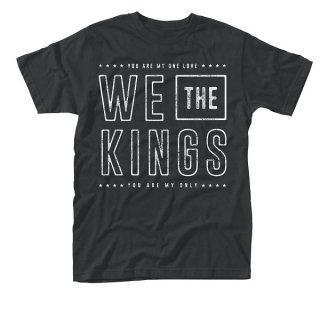 WE THE KINGS You Are My Only, Tシャツ