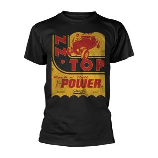 ZZ TOP Power, Tシャツ