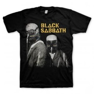 BLACK SABBATH Never Say Die 2, Tシャツ