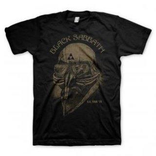 BLACK SABBATH Us Tour 78 2, Tシャツ