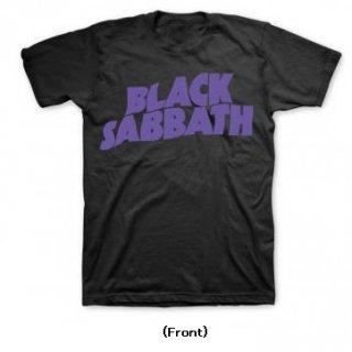 BLACK SABBATH Logo, Tシャツ