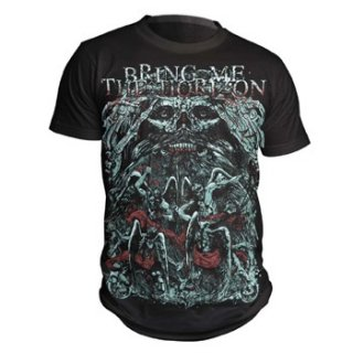 BRING ME THE HORIZON Belanger, Tシャツ