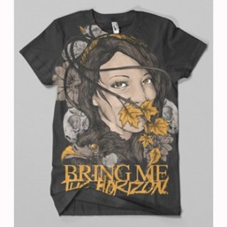BRING ME THE HORIZON Lady Of Life, Tシャツ