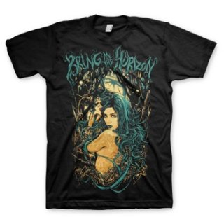 BRING ME THE HORIZON Forest Girl 2, Tシャツ