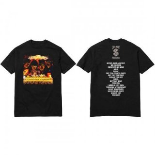 CASH MONEY RECORDS Guerrilla Warfare Hot Boyz, Tシャツ