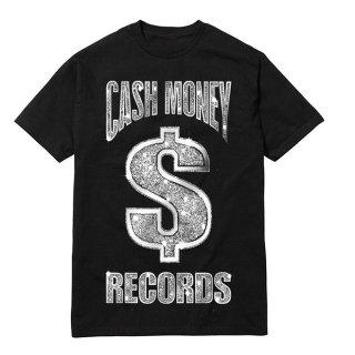 CASH MONEY RECORDS Cm Black Bling, Tシャツ