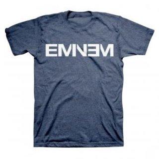 EMINEM Em Navy Logo, Tシャツ