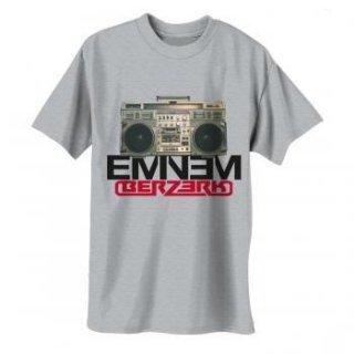 EMINEM Boombox Berzerk, Tシャツ