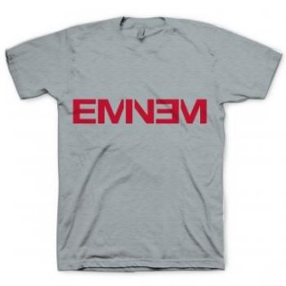 EMINEM New Logo Tee Gray, Tシャツ