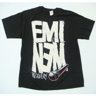 EMINEM Recovery Microphone, Tシャツ