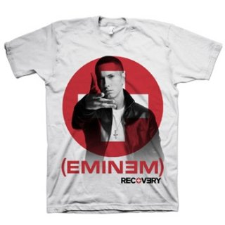 EMINEM Recovery Point, Tシャツ