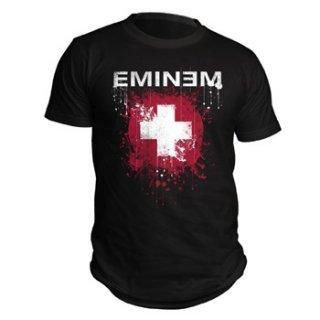 EMINEM Splattered, Tシャツ