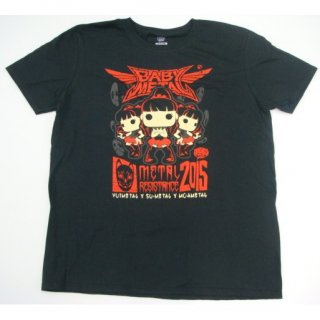 BABYMETAL Funko Pop, Tシャツ