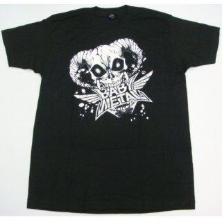 BABYMETAL Horned Skull Logo, Tシャツ