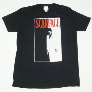SCARFACE Scarface, Tシャツ