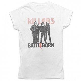 THE KILLERS Battle Born, レディースTシャツ