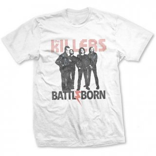 THE KILLERS Battle Born, Tシャツ