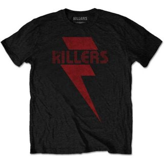THE KILLERS Red Bolt, Tシャツ