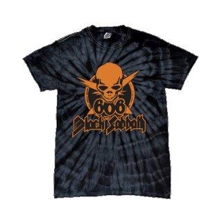 BLACK SABBATH 666 Tie Dye, Tシャツ
